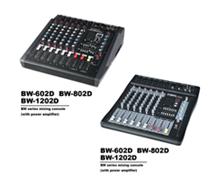 BW-602D, BW-802D, BW-1202D