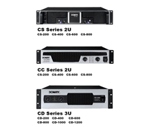 CS SERIES 2U, CC SERIES 2U, CD SERIES 3U