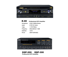 K-80, DSP-200, DSP-300