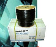 PROSAT SAT. COAXIAL CABLES RG6U, Indoor, 3.0GHz, 305m