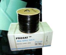 PROSAT SAT. COAXIAL CABLES RG59U, Indoor, 3.0GHz, 305m