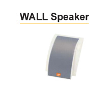 Wall / Surround Speaker , Dynamic Microphone , Blank Panel